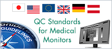 QC Standards for Medical Monitors