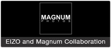 EIZO and Magnum Collaboration