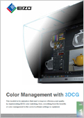 Color Management with 3DCG