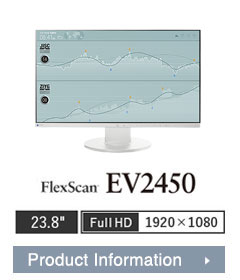 FlexScan EV2450