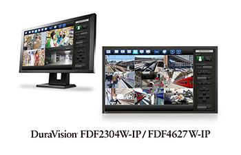 FDF4627W-IP snd FDF2304W-IP VAPIX support