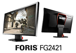 EIZO Releases World's First 240 Hz Monitor for Gaming | EIZO