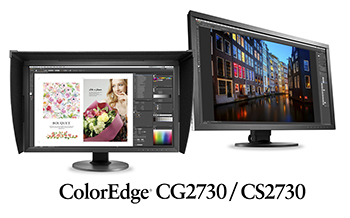 ColorEdge CG2730 /CS 2730_press