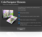 ColorNavigator Elements