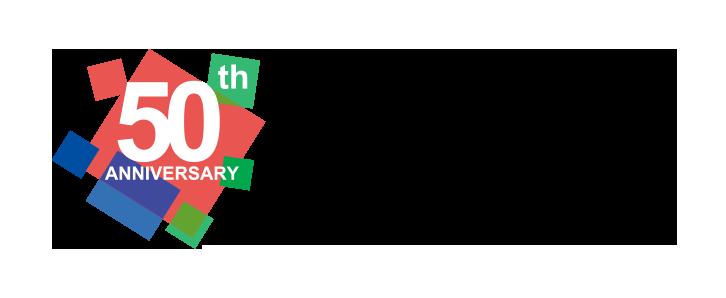 EIZO 50th logo