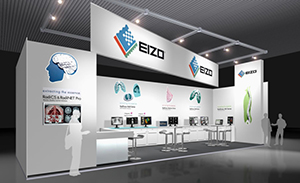ECR 2014 booth image