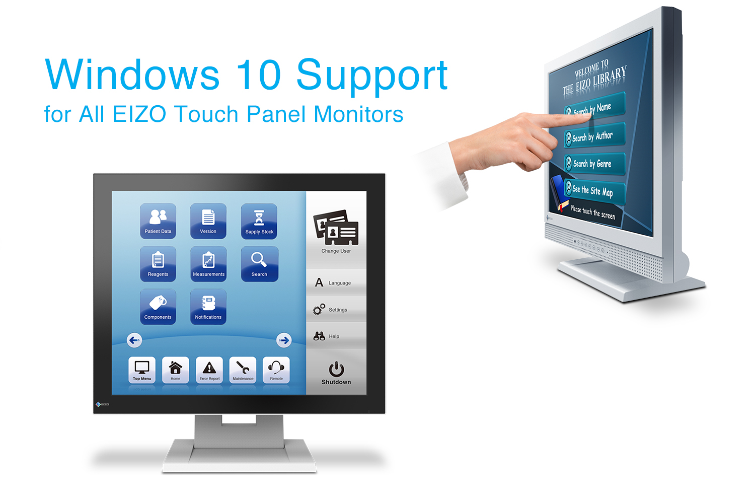 ... Touch Panel Monitors, Download