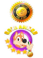 Wazer Photo (Italy) Gold award best value