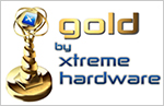 xtream hardware gold award