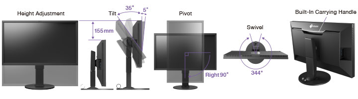 Optional Light-Shielding Hood
