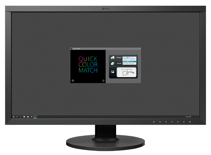 Quick Color Match Software
