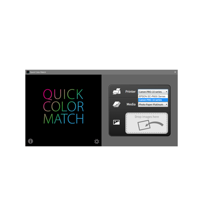 Quick Color Match - Easy Screen-to-Print Color Matching Tool