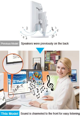 Front-Facing Speakers