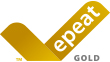epeat gold logo