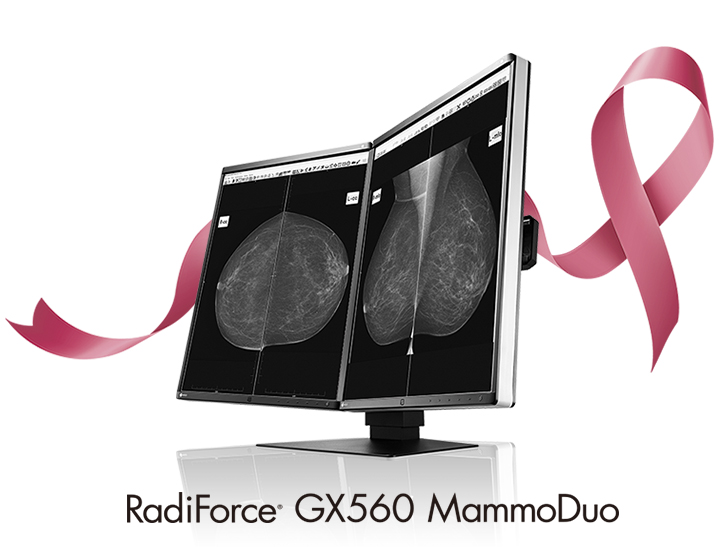 RadiForce GX560 MammoDuo