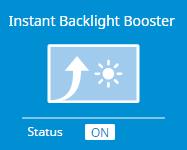 Instant Backlight Booster