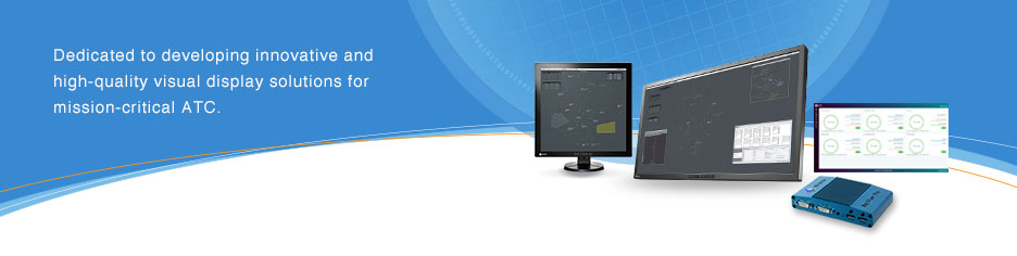 Products for all ATC environments. EIZO is dedicated to making products that deliverer reliable  operation for the safe and efficient movement of air traffic.