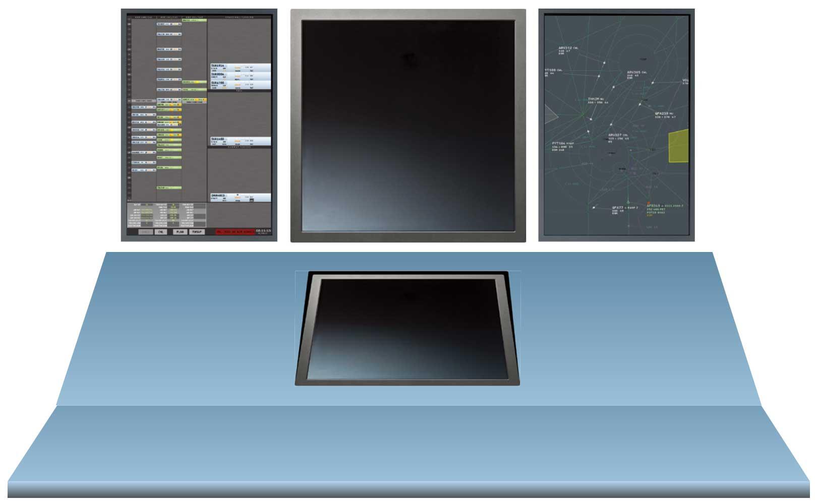 auxiliary monitors