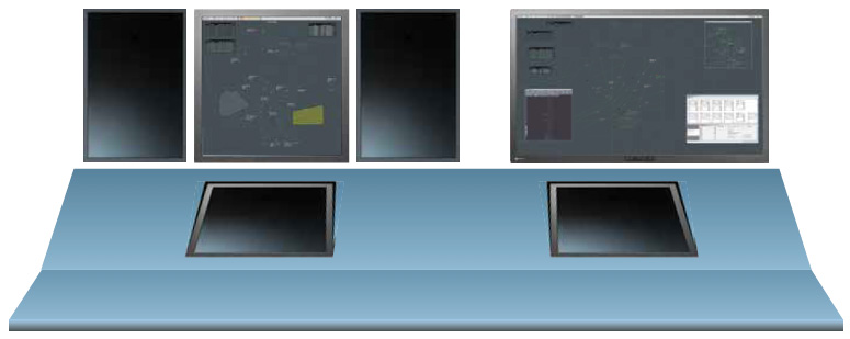 primary control monitors