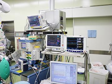 麻醉医师用显示器