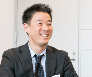 Kensuke Tanaka, Head of Foreign Currency Derivative Trading Group Trading Dept. Sumitomo Mitsui Banking Corporation