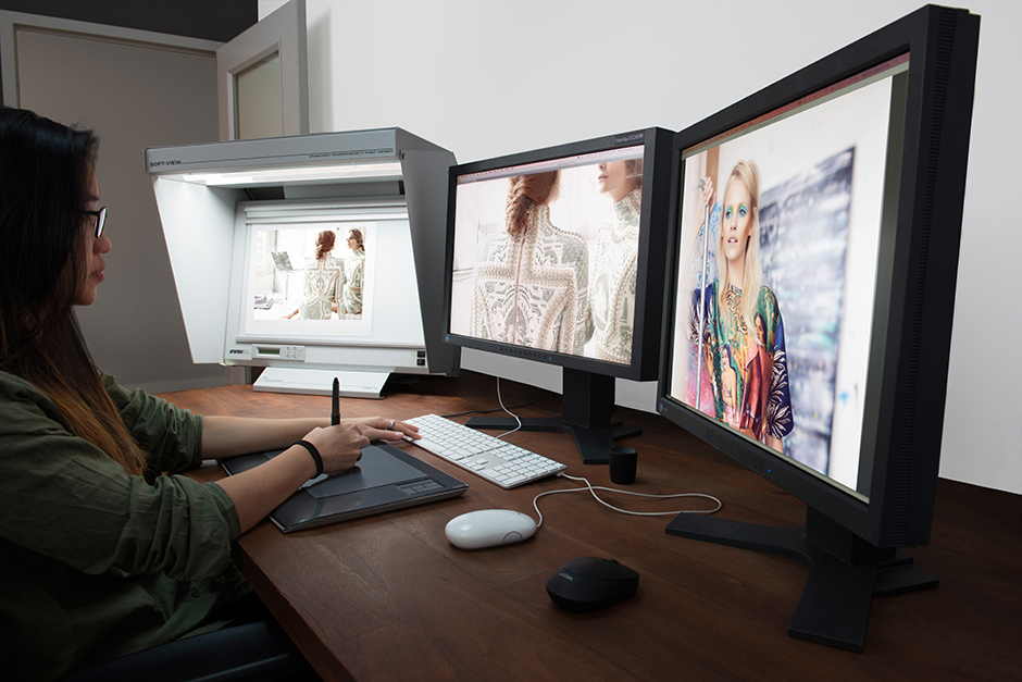 EIZO monitors at Urban Studio NYC 2
