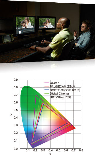 Color Stability and Accuracy for Video Production